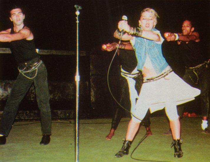 Madonna Danceteria